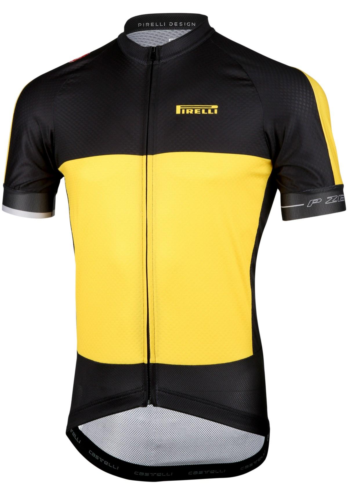 Pirelli Design Technical Cycling Jersey