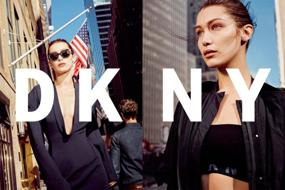 Donna Karan DKNY 2017 Campaign
