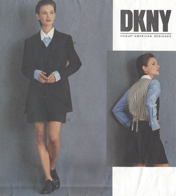 DKNY Commercial in 1990