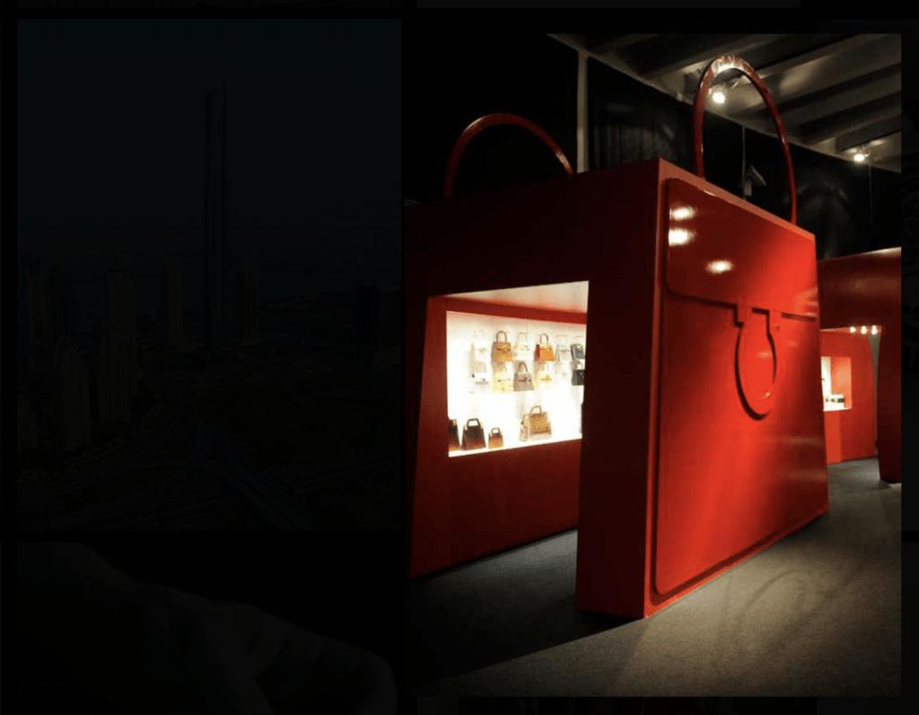 Mame Fashion Dictionary: Salvatore Ferragamo Anniversary Shanghai