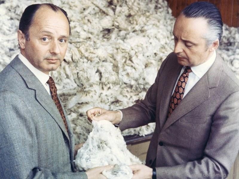 Mame Fashion Dictionary: Aldo and Angelo Zegna
