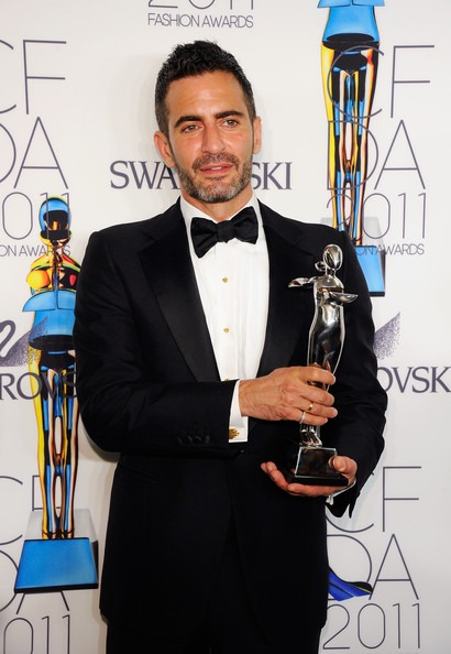 Mame Fashion Dictionary Marc Jacobs CFDA 2010 Womenswear Designer of the year