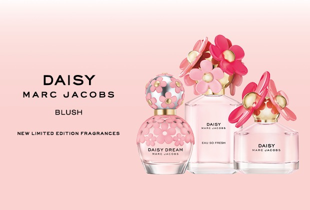 Mame Fashion Dictionary: Marc Jacobs Fragrance Blush
