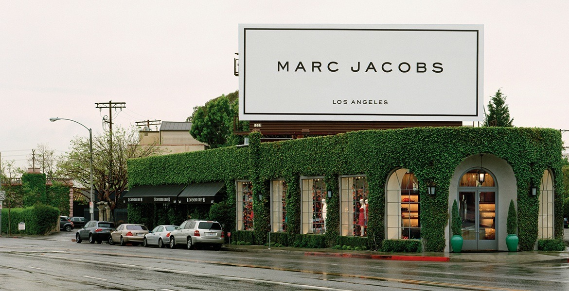 Mame Fashion Dictionary: Marc Jacobs LA Store