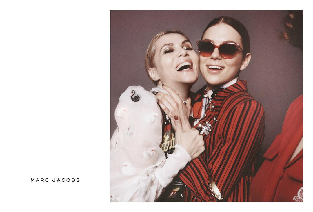 Marc Jacobs Spring/Summer 2016 Campaign