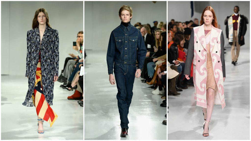 Mame Fashion Dictionary Raf Simons First Calvin Klein Collection