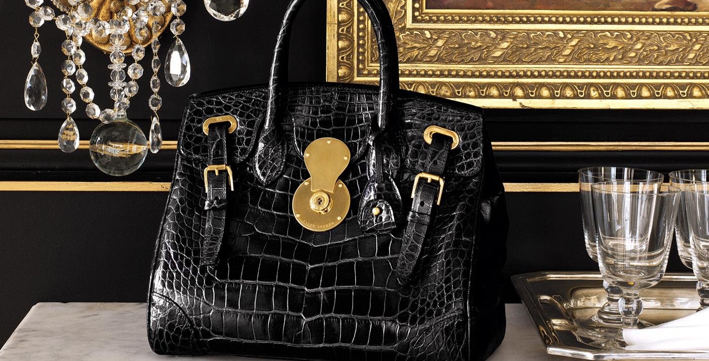 Mame Fashion Dictionary: Ralph Lauren Ricky Bag