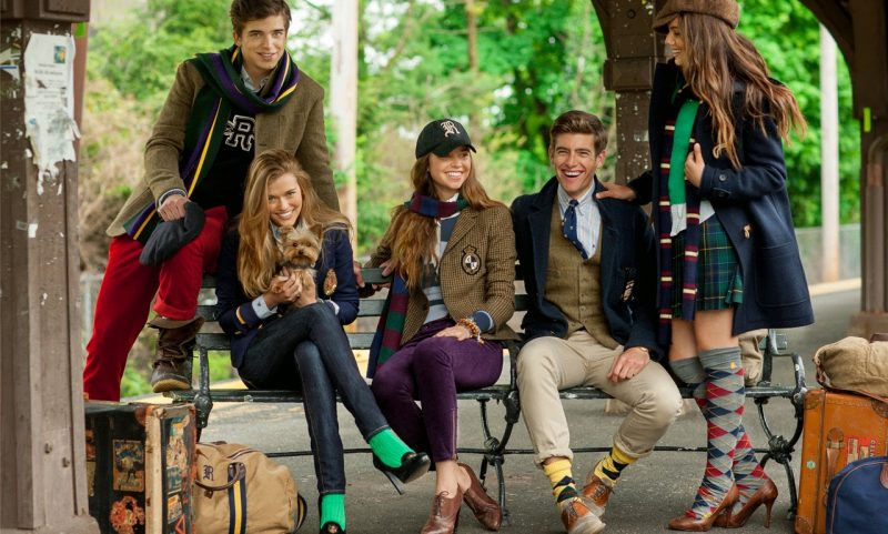 Mame Fashion Dictionary: Ralph Lauren Rugby Line