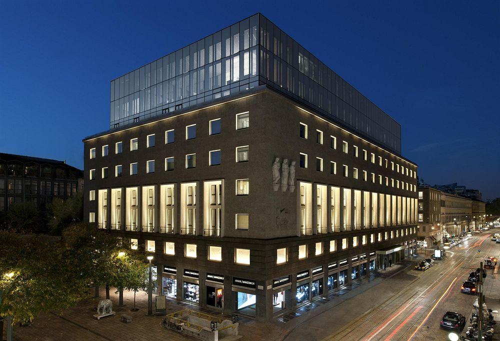 Flagship Store in Milan