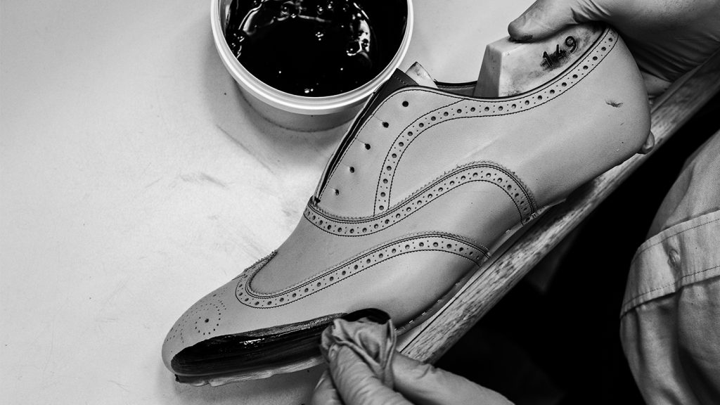 Mame Fashion Dictionary: Church's Heritage Shoe Craftsmanship