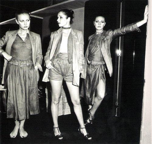 Giorgio Armani Collection 1978