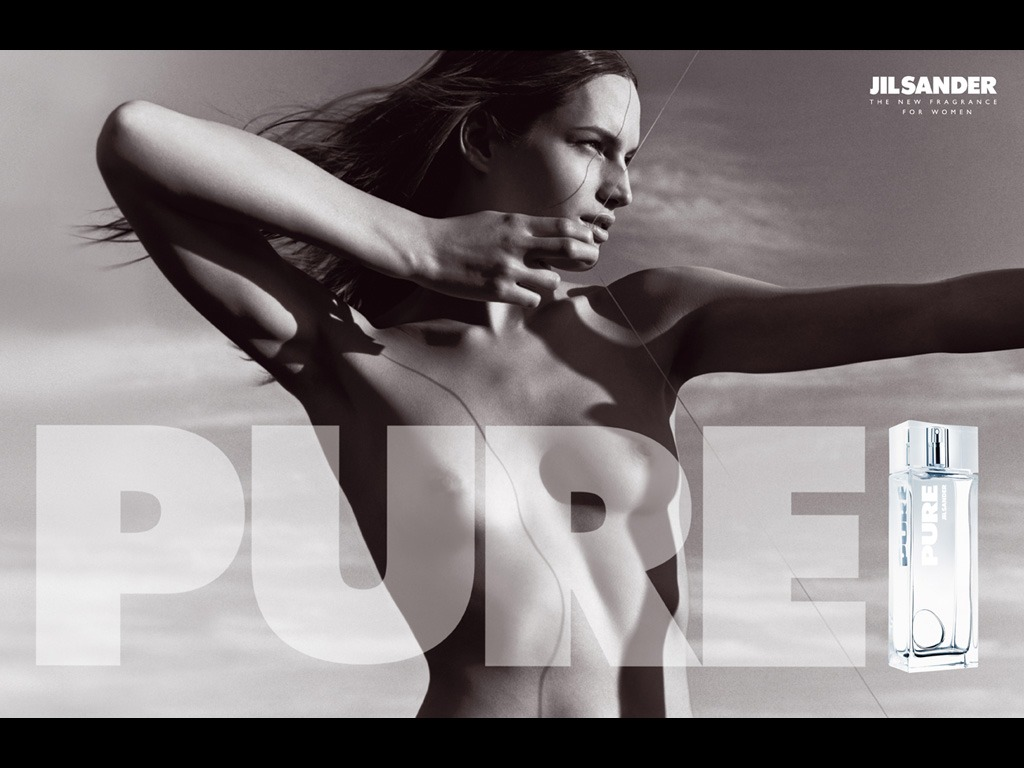 Mame Fashion Dictionary: Jil Sander Women Pure 1980 Campaign