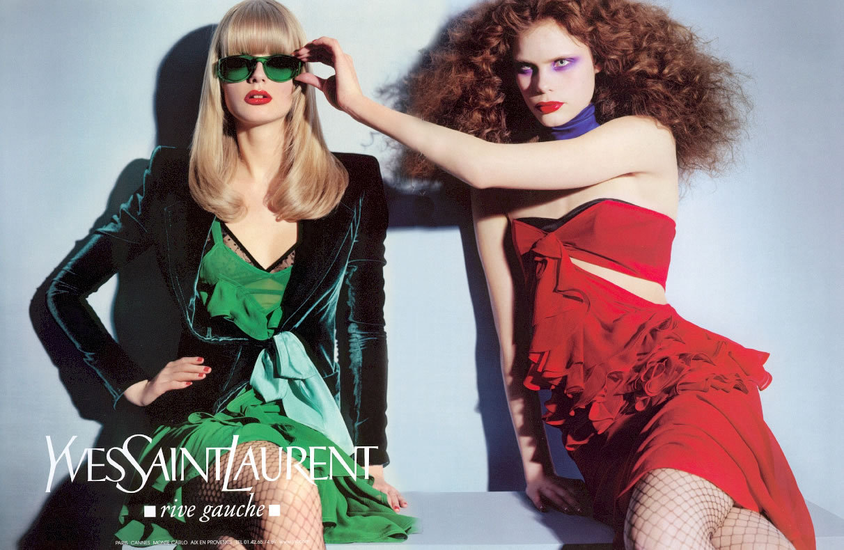 Tom Ford For Yves Saint Laurent Spring/Summer 2003 Collection