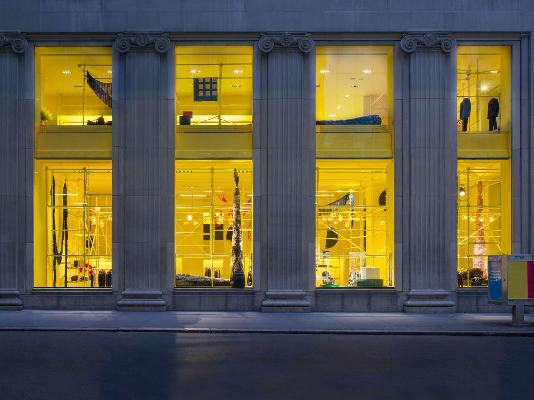 Calvin Klein Flagship Store at Madison Avenue New York