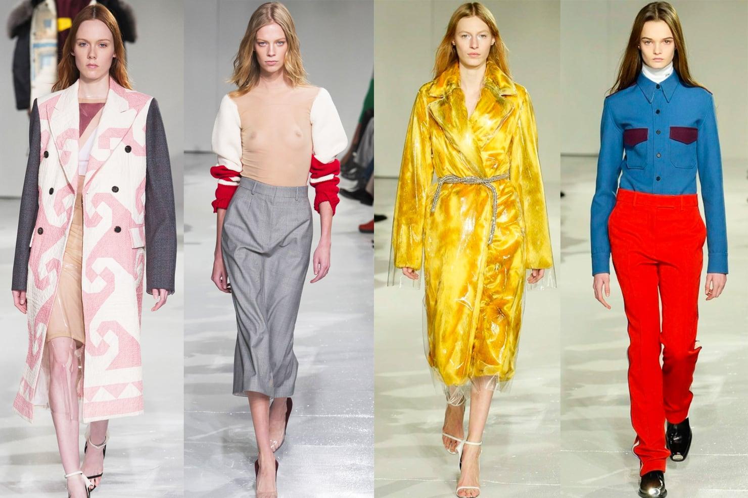 Calvin Klein Raf Simons First Collection