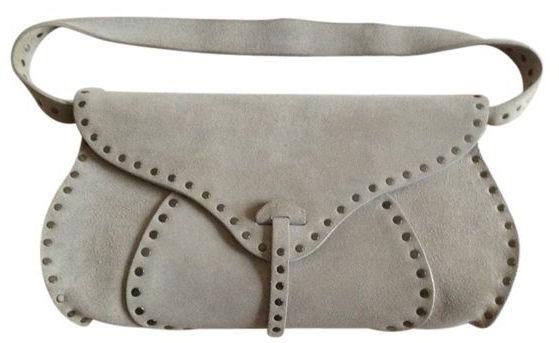 Celine Poulbot Bag Grey