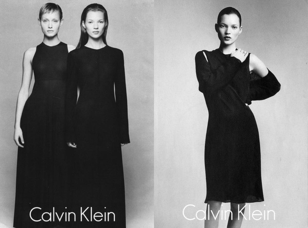 Calvin Klein 1993 Campaign