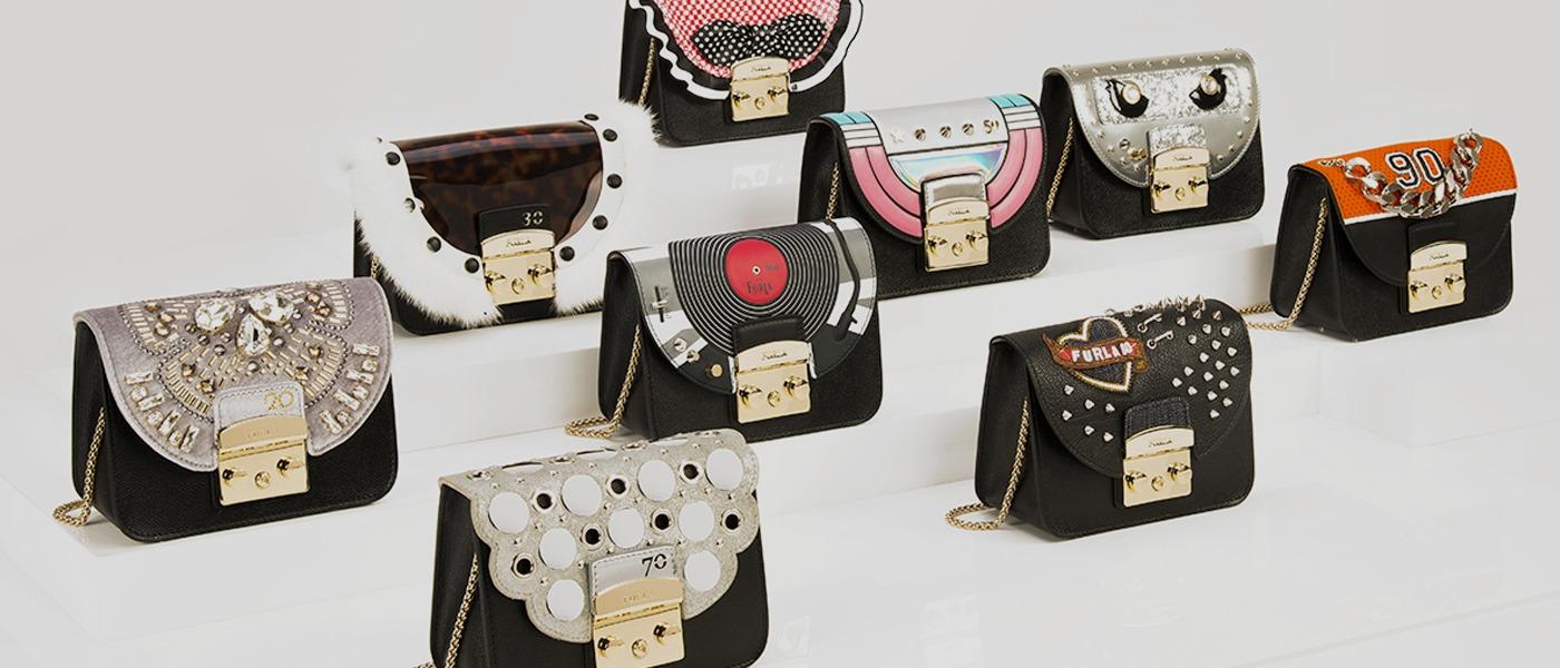 Furla 90th Anniversary Capsule Collection