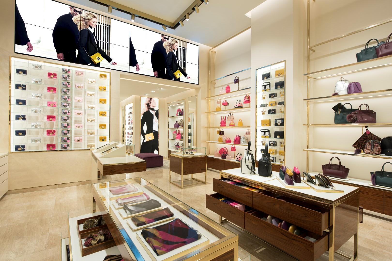 Furla New York Fifth Avenue Flagship Store