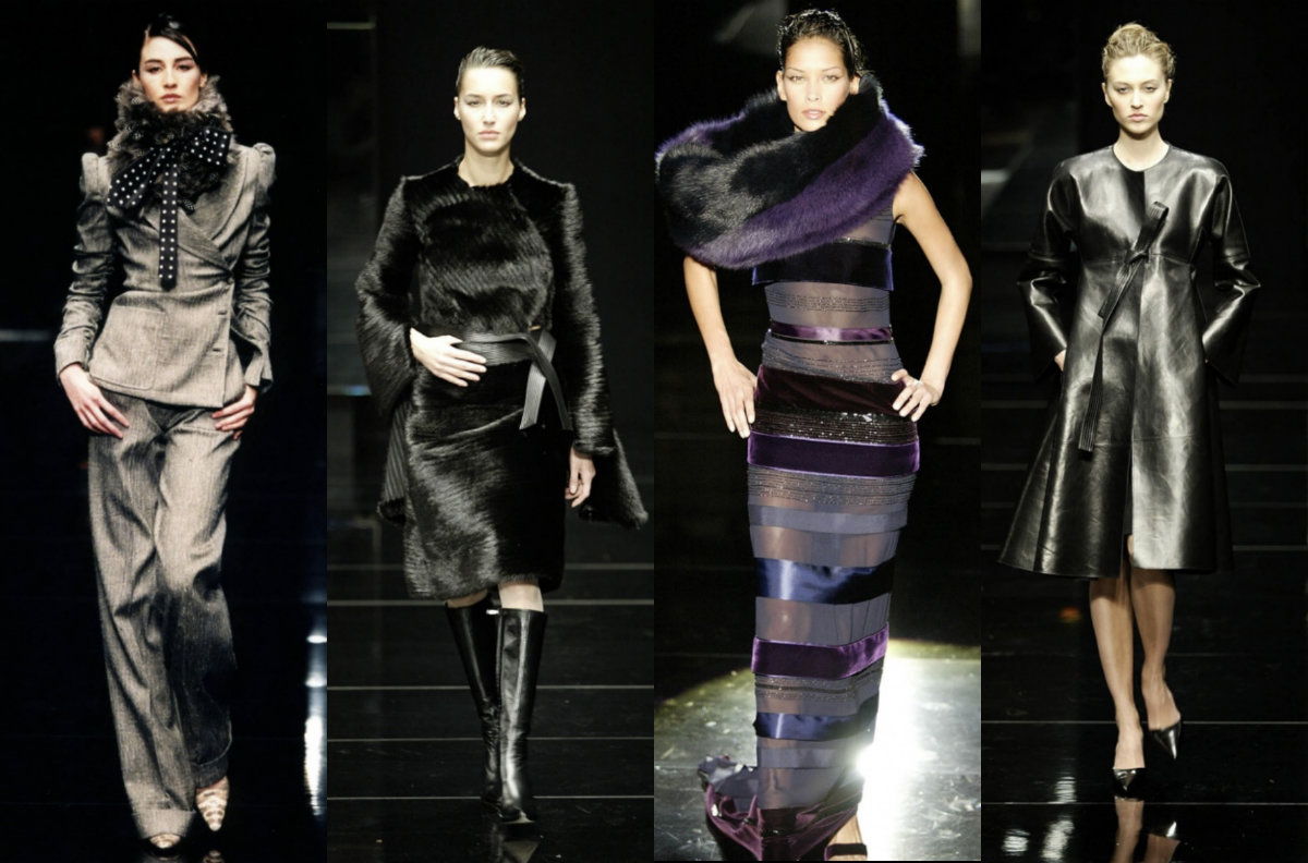 Gianfranco Ferre 2002 Fall/Winter Collection