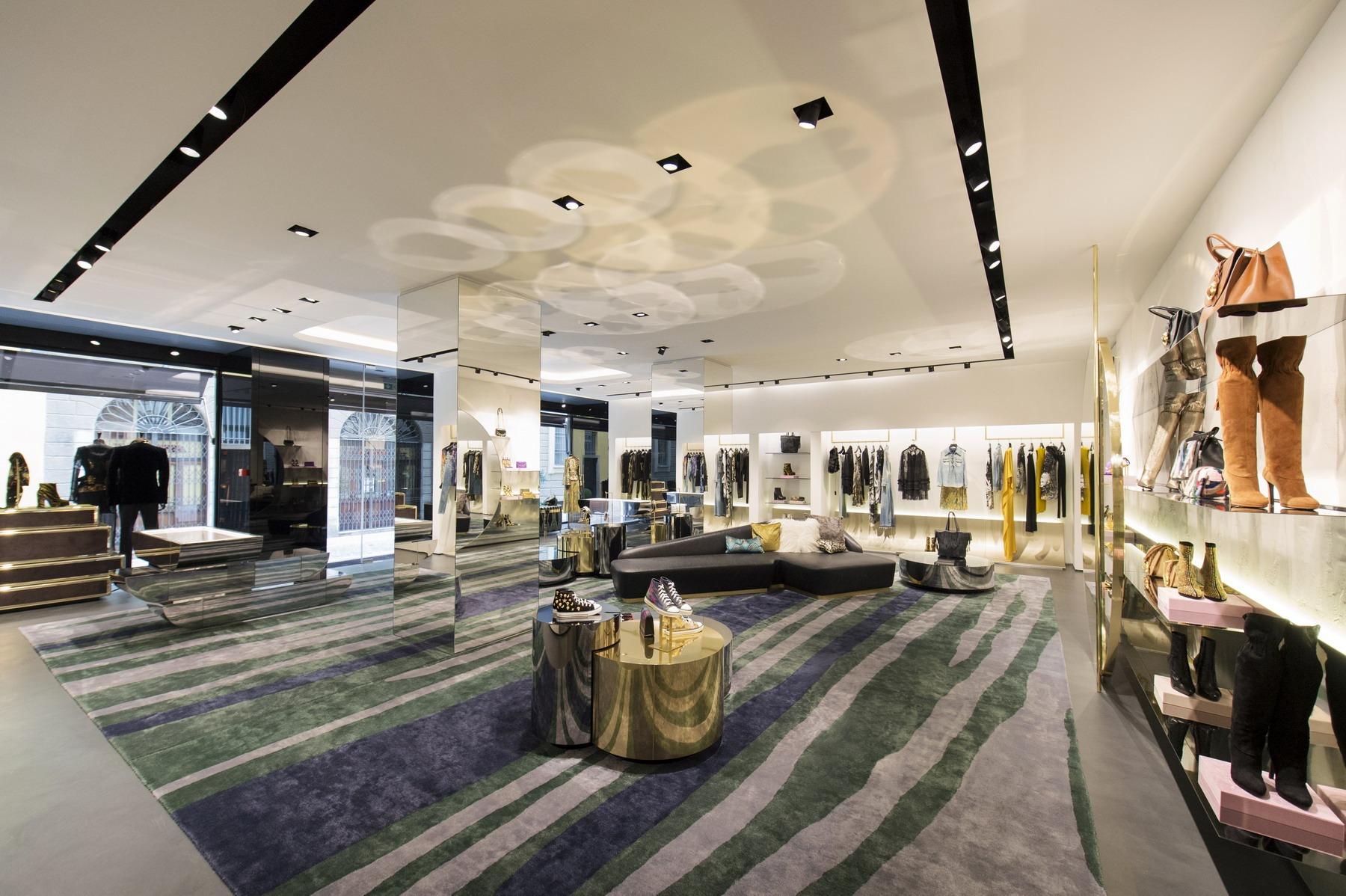 Roberto Cavalli Boutique Milano