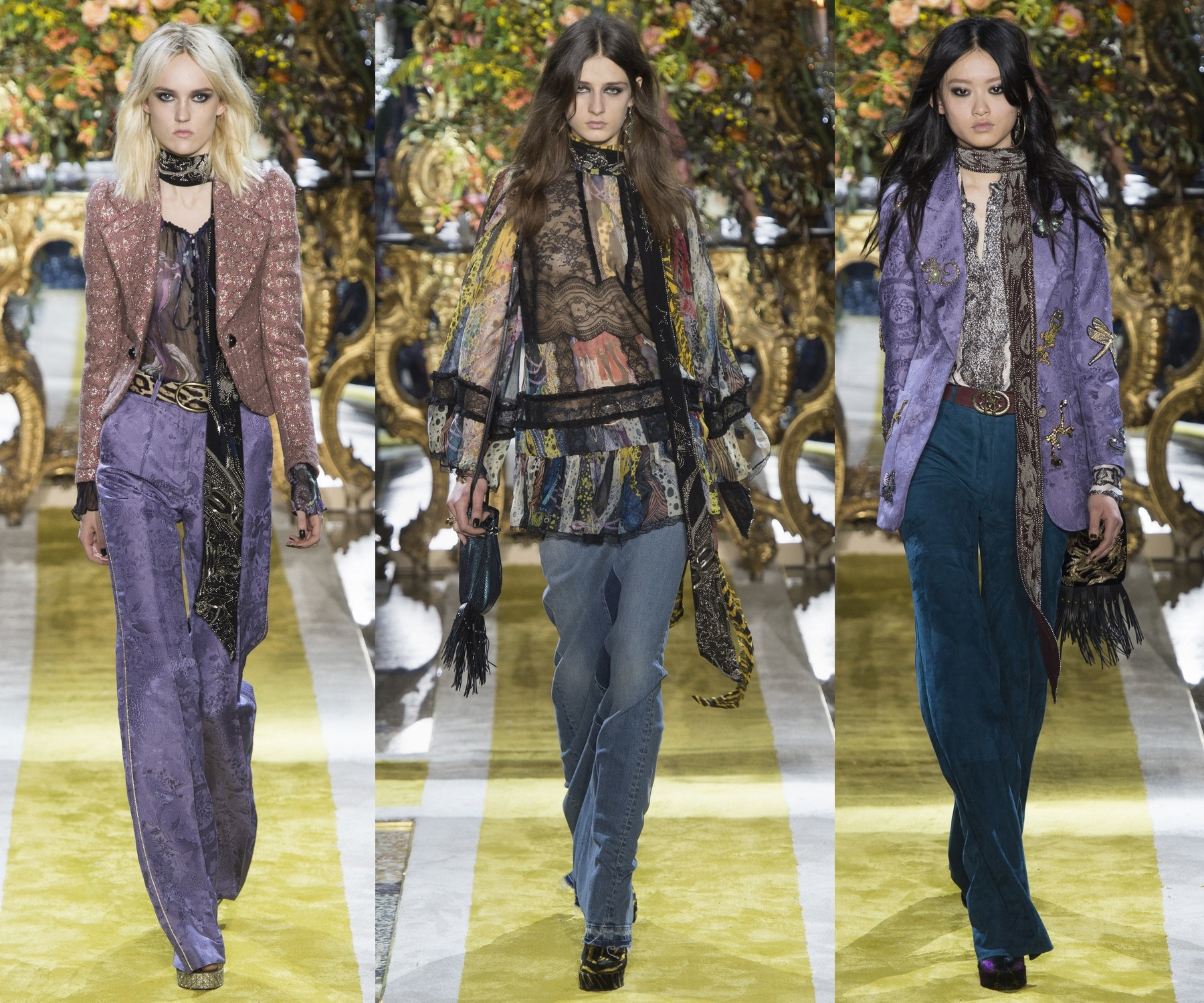 Fall/Winter 2016 Collection By Peter Dundas