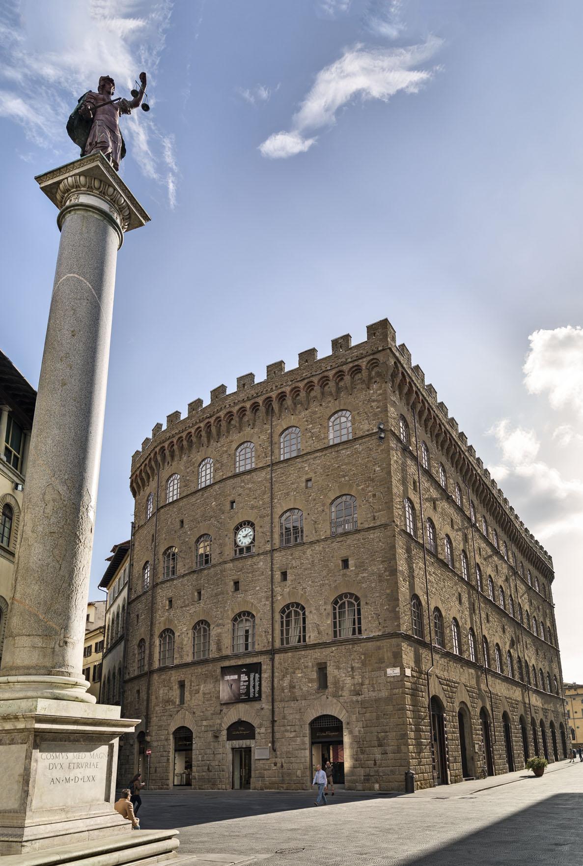Salvatore Ferragamo Palazzo Spini Feroni in Florence