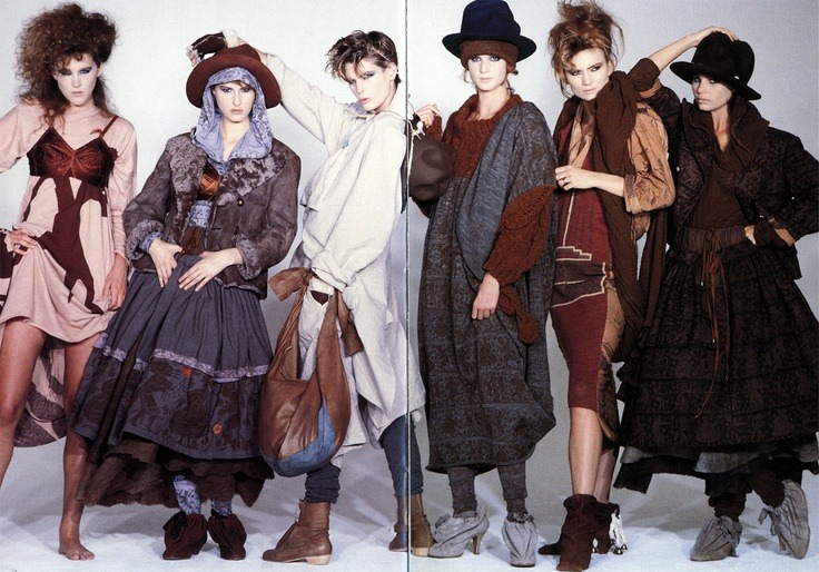 Vivienne Westwood Pirates Collection