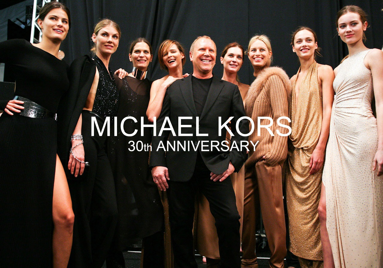Michael Kors 30th Anniversary