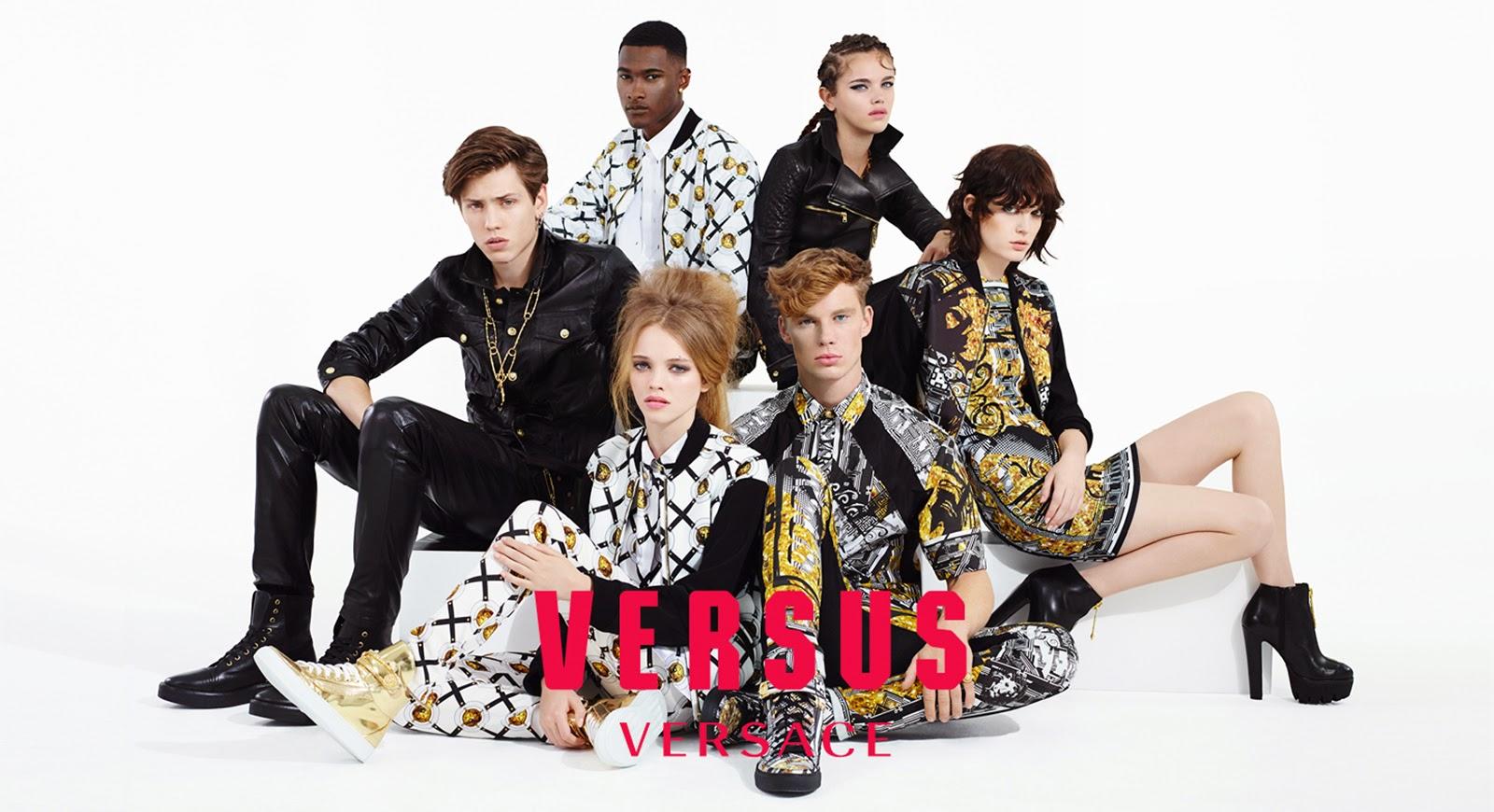 Versace Versus SS15
